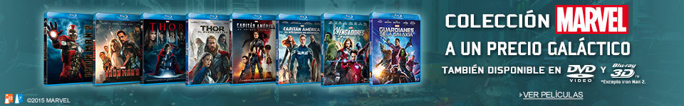 Promoción Marvel