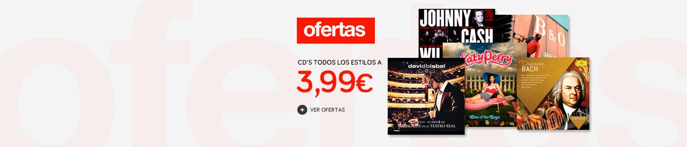 Oferta Música a 3,99€