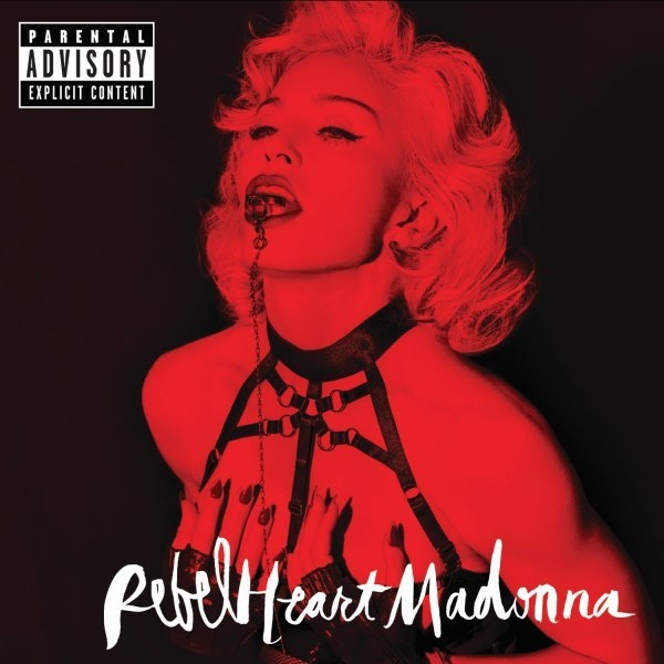 "Madonna >> álbum ""Rebel Heart"" [III] 05111188479"
