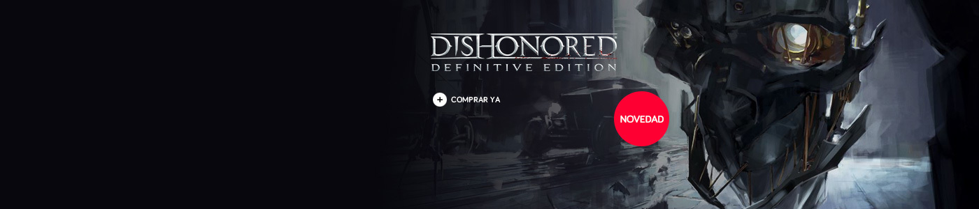 dishonored home