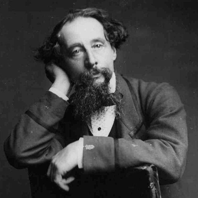 Resultado de imagen de Charles Dickens
