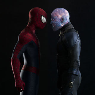 Spider man vs electro 320