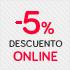 Promo 05dto online