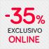 Promo 35dto online